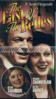 F. Scott Fitzgerald: The Last of the Belles VHS