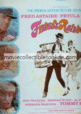 Finian's Rainbow Soundtrack Album